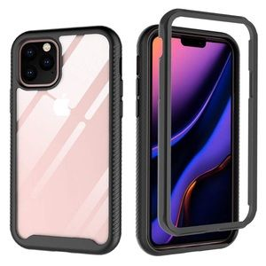 Clear iPhone 11 Pro Case with Shock Bumper